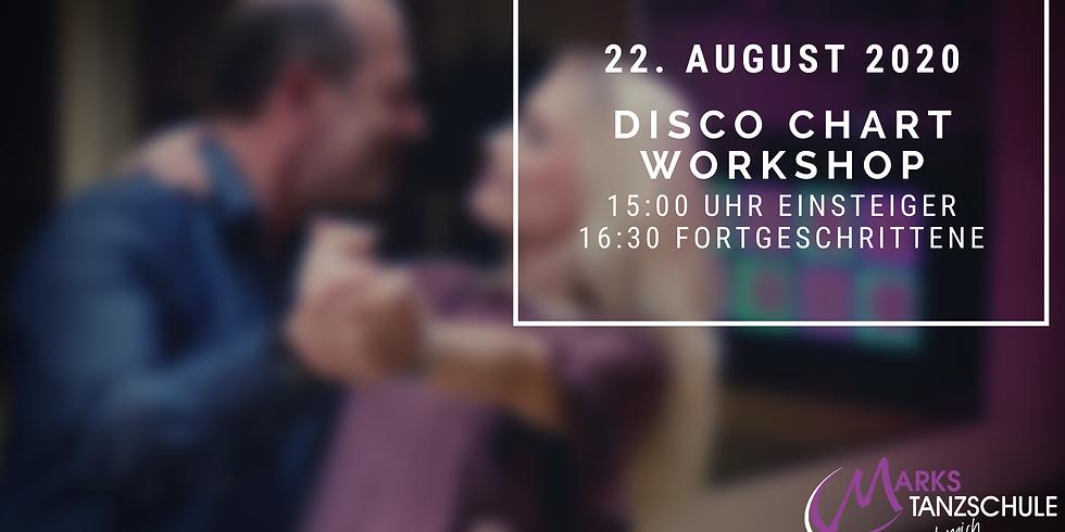 Disco Chart Workshops 22. August 2020