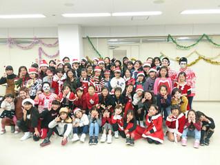 Roots-K!!!平成ラストのクリスマス会