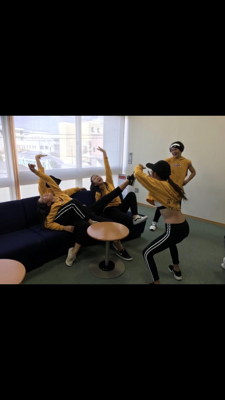 静波ダンス