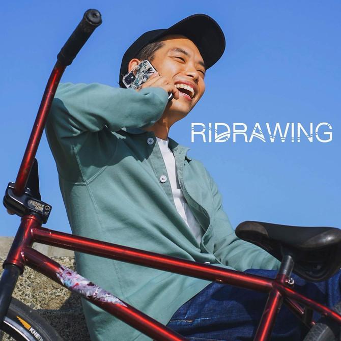 RIDRAWING ONLINE SHOP OPEN!!