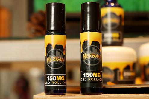 Herban Extract - 150MG CBD PAIN ROLL-ON