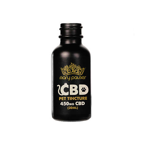 Mary Palmer Best Buds CBD Pet Tincture 450mg