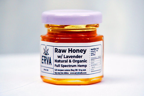 Erva Full-Spectrum 200mg CBD Honey