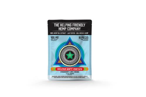 The Helping Friendly Hemp Co. - Delta 8 Soft Chews