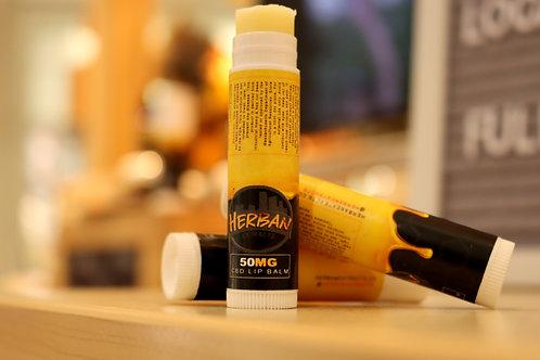 Herban Extracts 50mg CBD Chapstick *NEW* *TOP PICK*