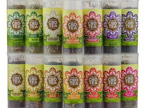 One Love Tea (Loose Leaf) - Multiple flavors