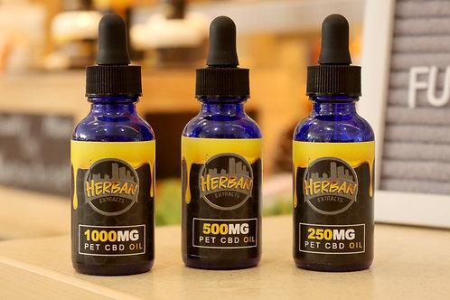 Herban Extracts CBD Pet Oil