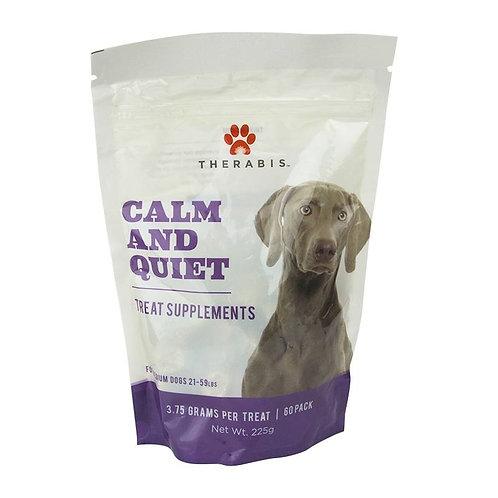 Therabis *MEDIUM Dogs* Calm & Quiet Treats
