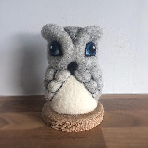 Light Grey Owl