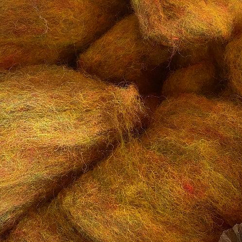 Fruit salad Corriedale Sliver 50G