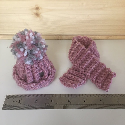 Crochet Hats for our Skinny Hare Kit