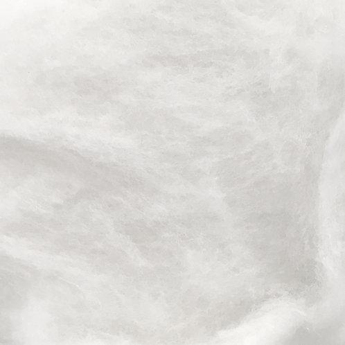 Merino Batt 25g - SNOW