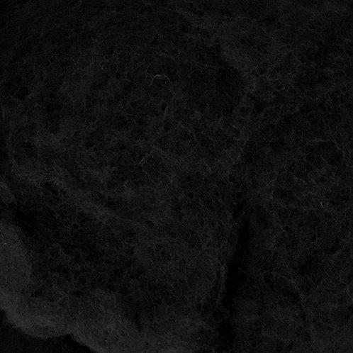 Merino Batt 25g - Black