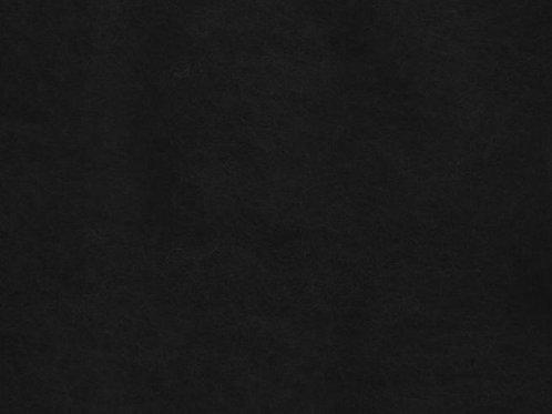 Carded wool Batt BLACK 50g