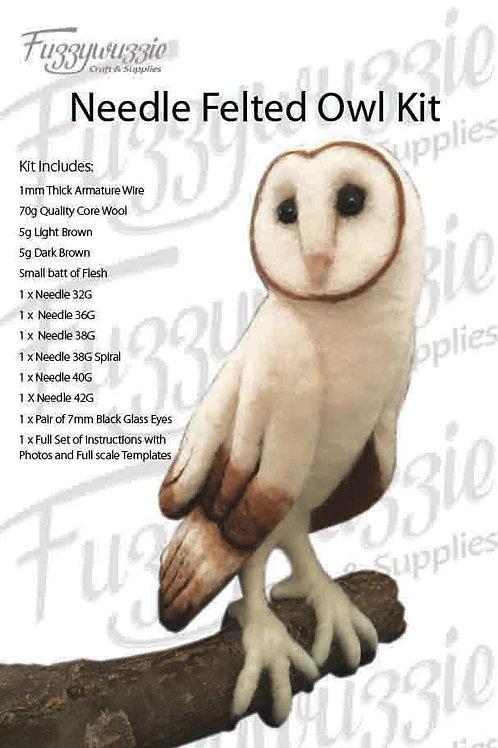 Barn Owl Kit