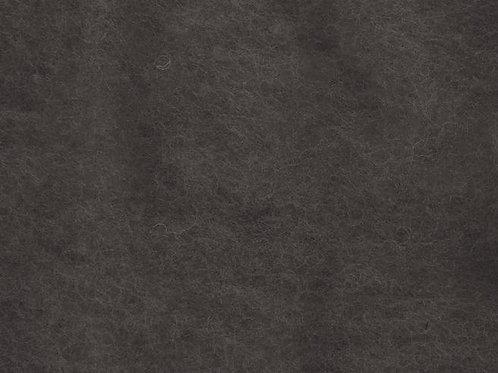 Carded Wool Batt PEWTER 50g