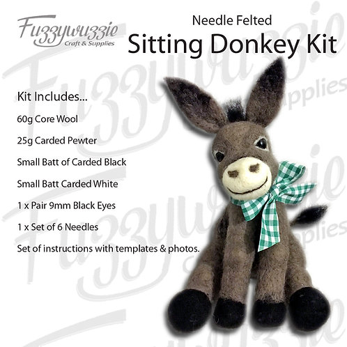 Sitting Donkey Kit