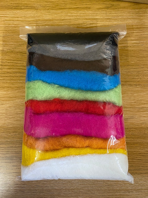 Multi Colour Pack 100G