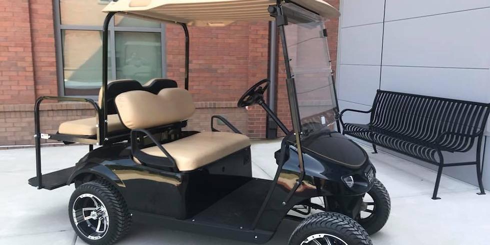 Golf Cart Raffle