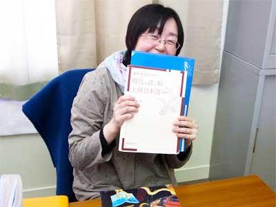 北海道AskGate日本語學校 札幌本校 小川老師(校長)