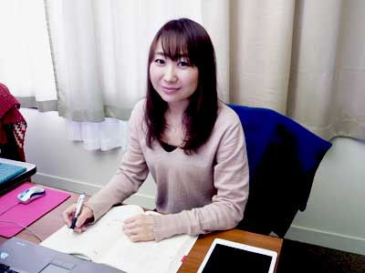 北海道AskGate日本語學校 札幌本校 小倉陽子老師