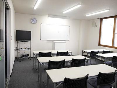 ห้องเรียนโรงเรียนสอนภาษาญี่ปุ่นฮอกไกโดอาสค์เกท