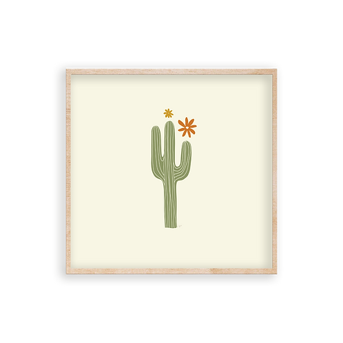 desert things - saguaro