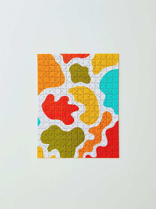 silly shapes puzzle