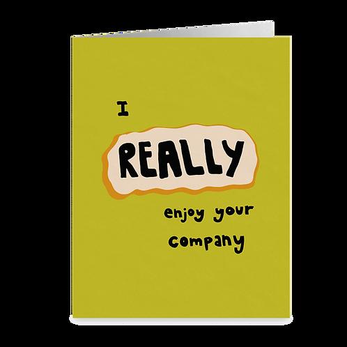 company card
