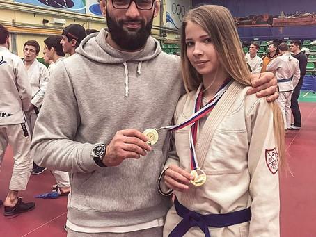 Чемпионат и Первенство России по джиу-джитсу в Санкт-Петербурге