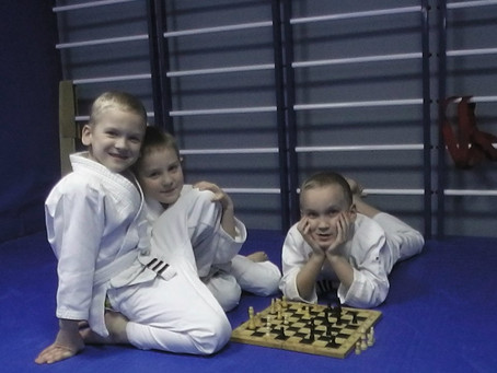 Борец, как и шахматист...