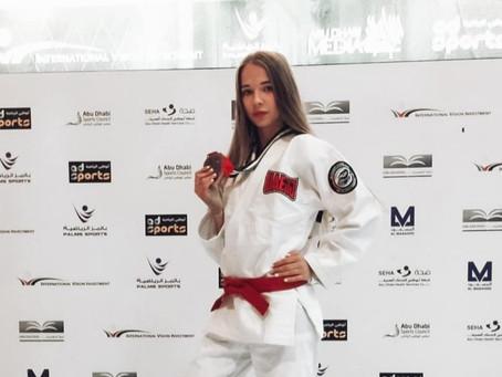 Чемпионат Мира по джиу-джитсу (jjif) до 18 и 21 года в Абу-Даби