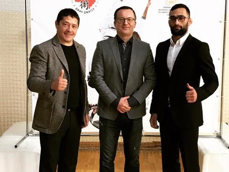Адаев Дауд назначен старшим тренером Сборной команды Московской области