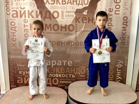 Результаты сегодняшнего турнира по Джиу-Джитсу не-ваза Krasnogorsk Open