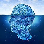 human-brain-risks-with-an-iceberg-in-the