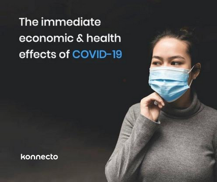 Economic & Health Effects of COVID-19 in March 2020