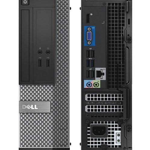 """EQUIPO COMPLETO: CPU DELL OPTIPLEX 3020 - Core I5 4gen con Monitor de 20"""""""