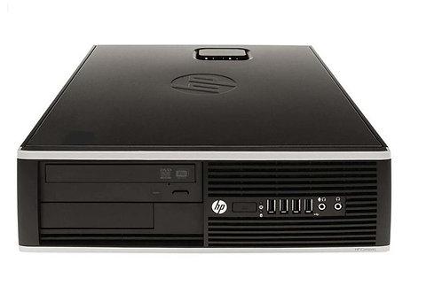 """EQUIPO COMPLETO: CPU HP SFF 8000 - Core 2 Duo con Monitor 17"""""""