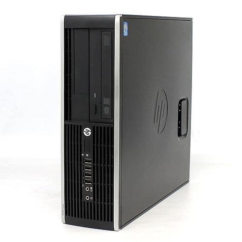 """EQUIPO COMPLETO: CPU HP SFF 6300- Core I3 3gen con Monitor 22"""""""
