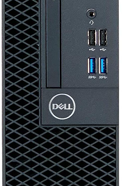 """EQUIPO COMPLETO: DELL OPTIPLEX SFF 3050 - Core I7 7gen con Monitor 19"""""""