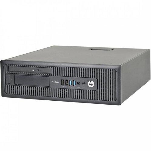 """EQUIPO COMPLETO: CPU HP SFF PRODESK 600 G1 - Core I7 4gen con Monitor 22"""""""