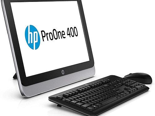 AIO HP PROONE 400 G1: Core I3 4gen