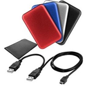 """CAJA EXTERNA PARA DISCO DURO 2.5"""" A USB 3.0"""