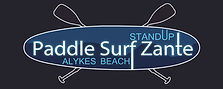 SUP Stand Up Paddle Surf Zante logo, Alykes Beach Zakynthos Island, Paddleboard Zante, SUP Rentals, SUP Lessons, SUP Tours, SUP School Zante, Paddleboarding, SUP Holidays, Ionian Islands,