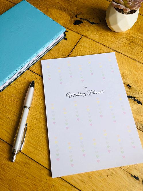 Wedding Planner Digital Download