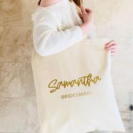 Personalised Tote Bag
