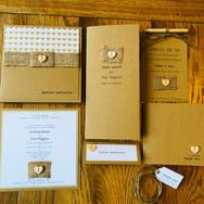 Heart Button invitation range