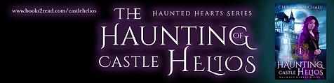 Haunted Hearts Series Banner