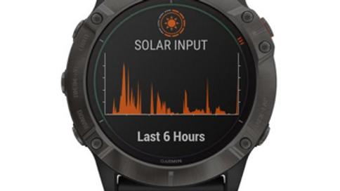 Garmin fēnix 6X – Pro Solar FENIX 6X PRO SOLAR