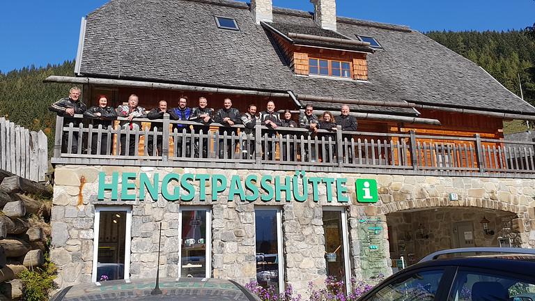 Kurventraining am Hengstpass